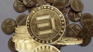 E dinar coin курс и график стоимости