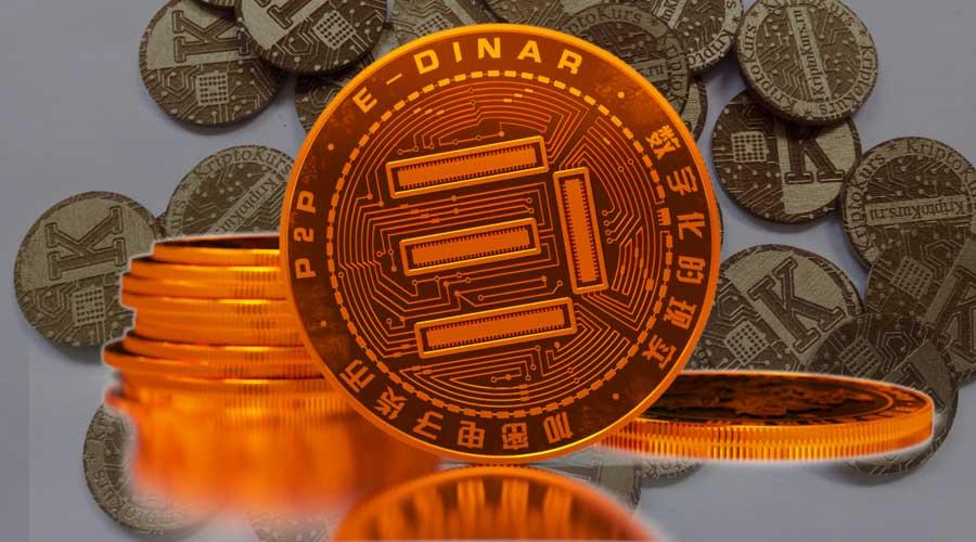 e-dinar coin. Новая криптовалюта