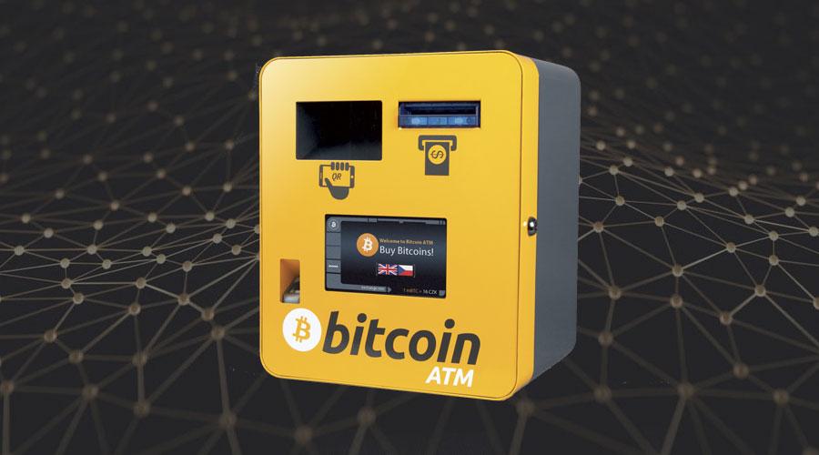 В Украине появится 150 банкоматов для обмена криптовалют