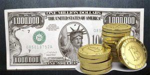 Биткоин будет стоить 1 000 000 $ - миф или реальность?
