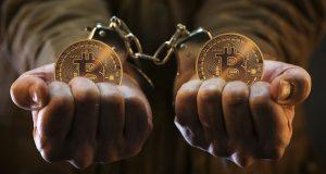 Незаконная торговля биткоинами