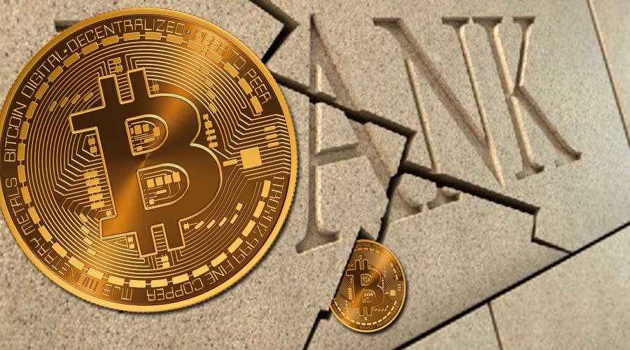 Почему банки боятся усиления криптовалют