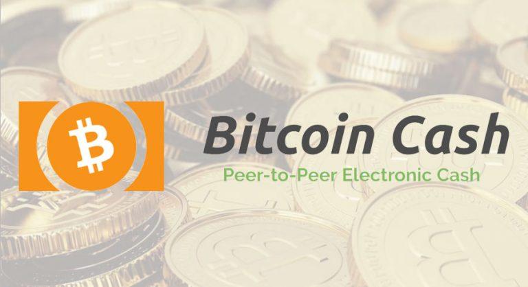 Курс и график Bitcoin Cash (BCH)