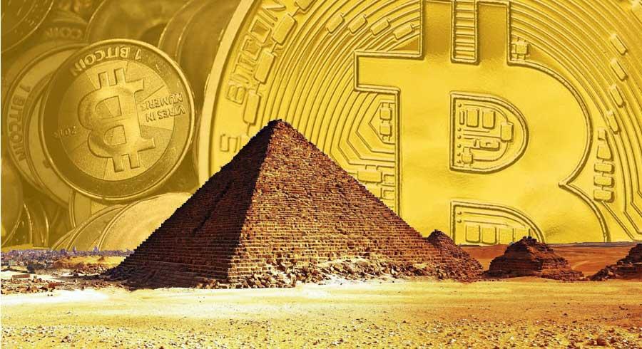 Почему биткоин называют пузырем и пирамидой