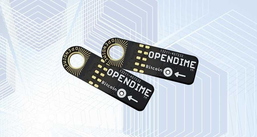 Новый способ хранения биткоин-Opendime