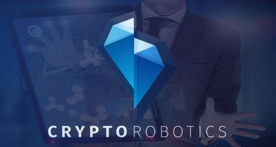 ico CryptoRobotics