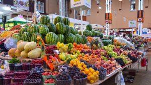 На овощном рынке Киева ввели оплату криптовалютой