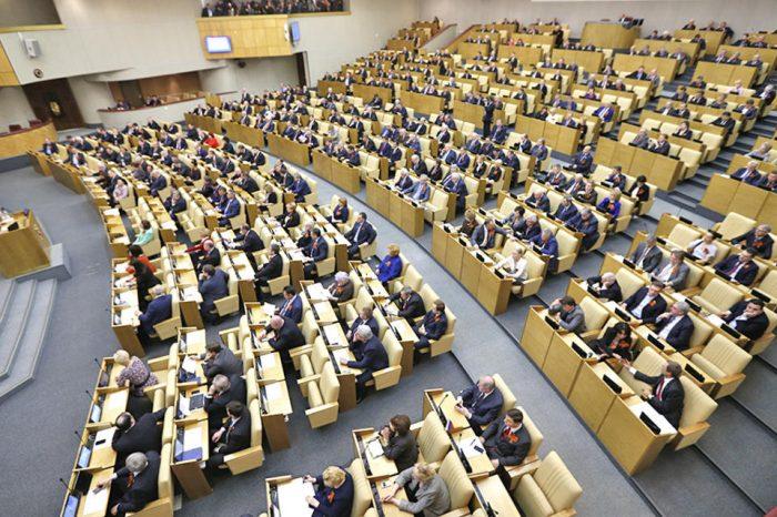 В Госдуме хотят использовать токены при экспорте вооружений