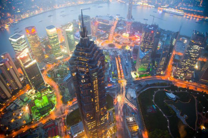 Шанхай и Гонконг стремятся к вершинам блокчейн-рынка