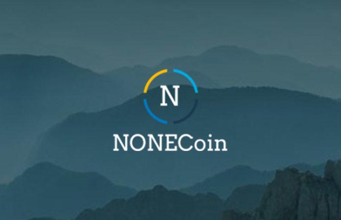NONECoin–криптовалютас реальной стоимостью