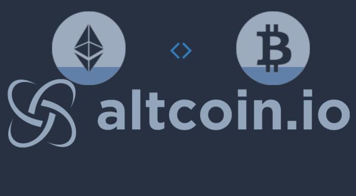 Криптобиржа Altcoin.io привлекла почти  млн инвестиций