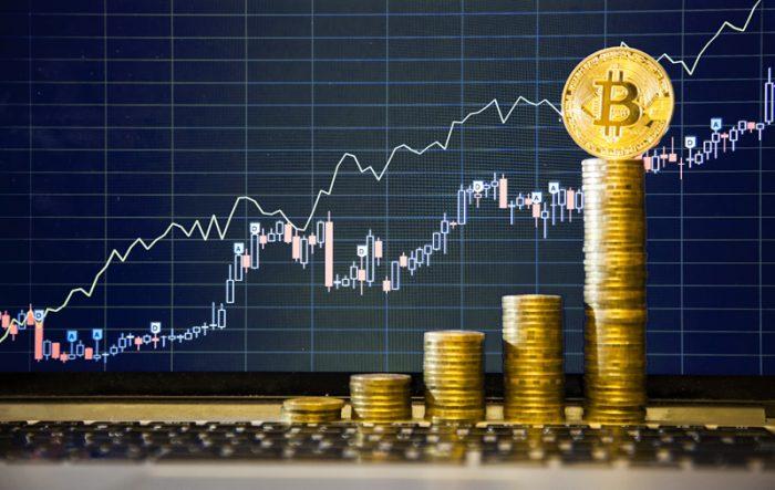 Курсы криптовалют перешли в рост