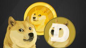 Криптовалюта Dogecoin ворвалась в ТОП-20