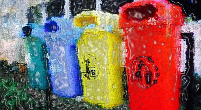 Финляндия и РФ тестируют блокчейн-приложение для сбора мусора